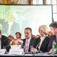 Sally Painter Participates at 2017 Baltic Forum in Latvia.