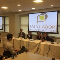 Karen Tramontano Speaks on Panel at Fair Labor Association 2017 Annual Board Meeting.