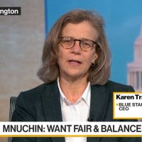 Karen Tramontano Interviewed on Bloomberg TV on President Trump's tariffs on steel and aluminum.
