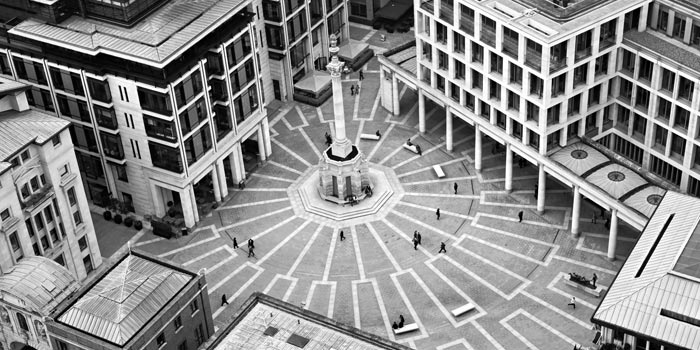 Paternoster Square, London